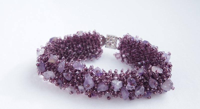 Уникальный камень аметист - любимец ювелиров