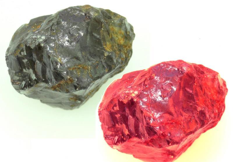 Таинственный камень гранат: описание и свойства