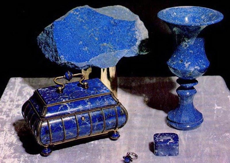 Камень лазурит