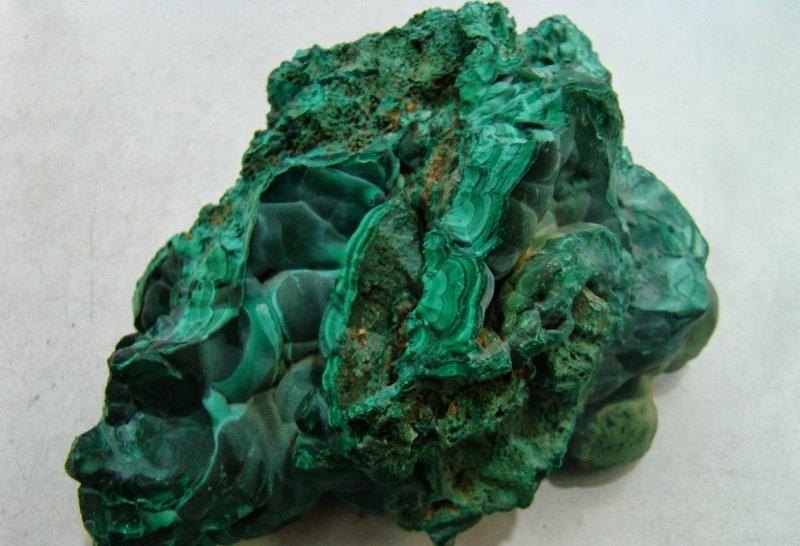 Удивительный камень малахит