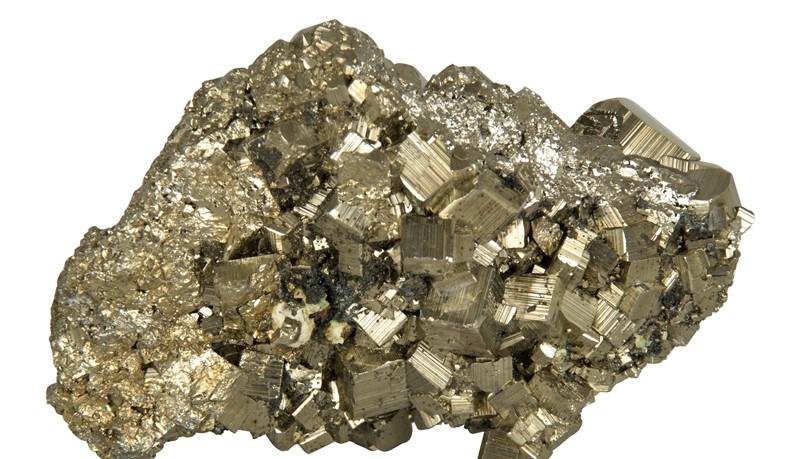 Минерал пирит: характеристика и свойства