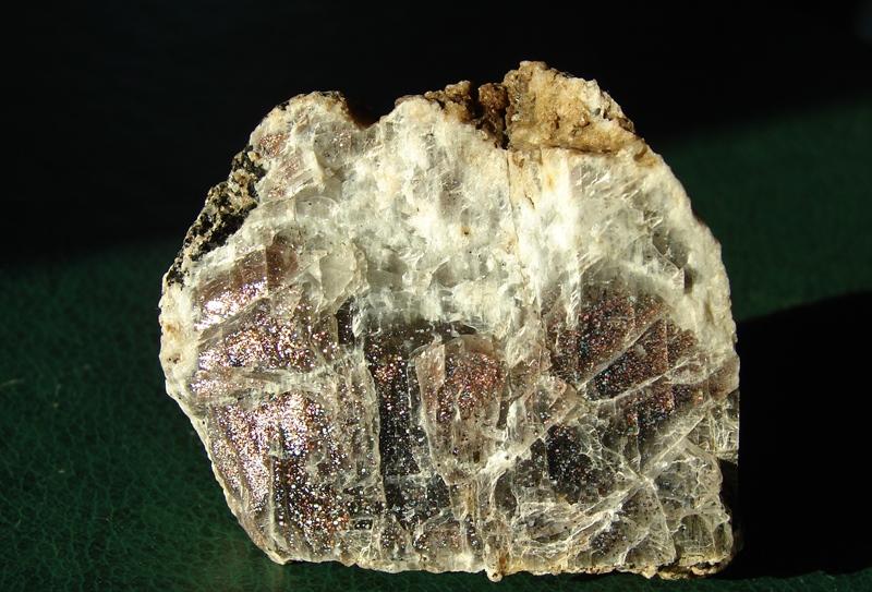 Что такое солнечный камень?