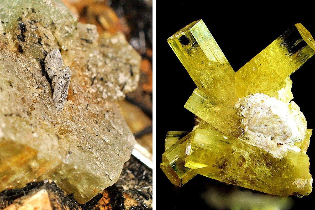 Описание и свойства камня гелиодор