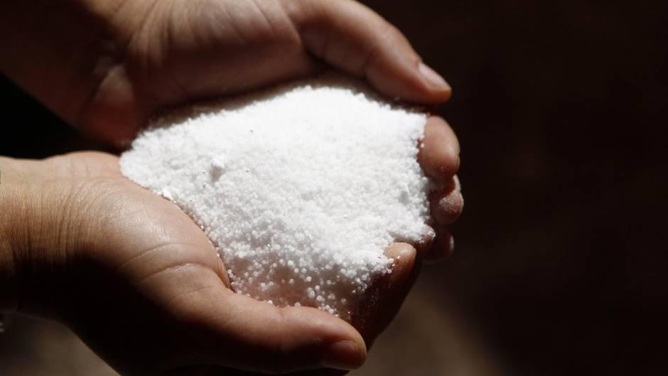 Что представляет собой каменная соль?