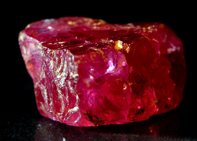 Корунд - загадочный камень