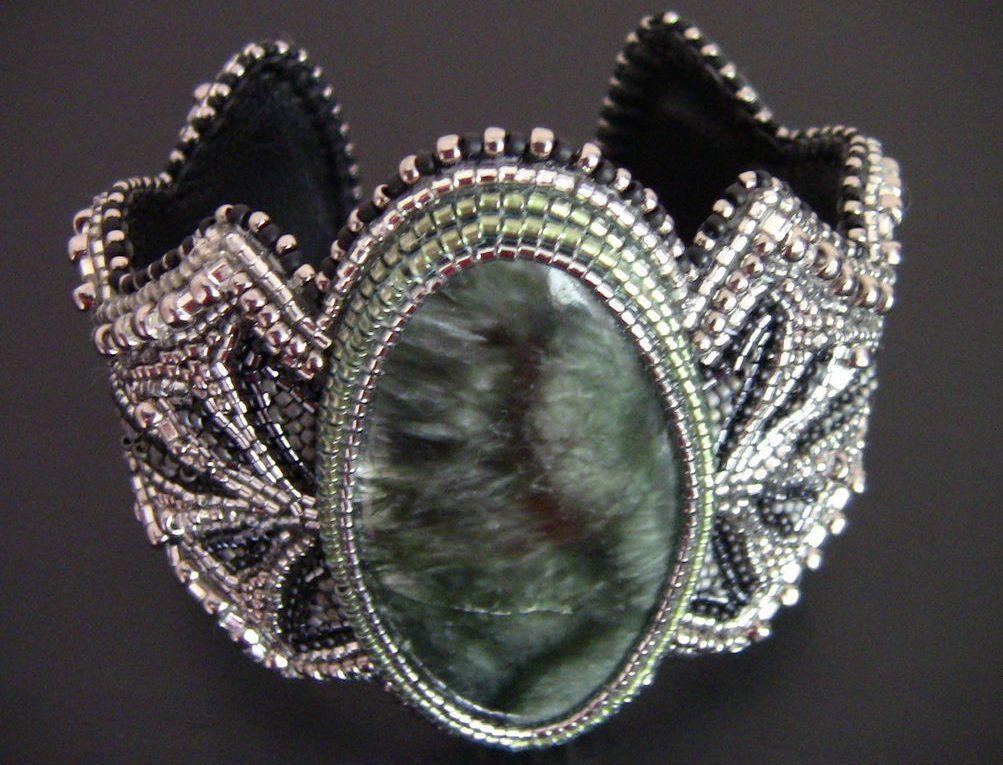 Камень ангелов - серафинит