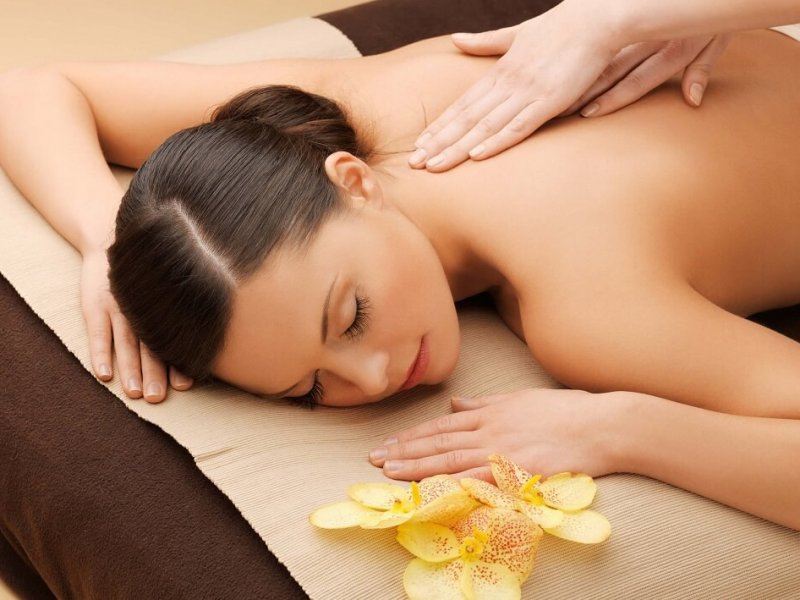 Польза расслабляющего массажа